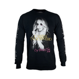 The Cry Pretty Tour 360 Itinerary Long Sleeve Shirt