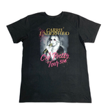 The Cry Pretty Tour 360 Black Admat Itinerary T-Shirt