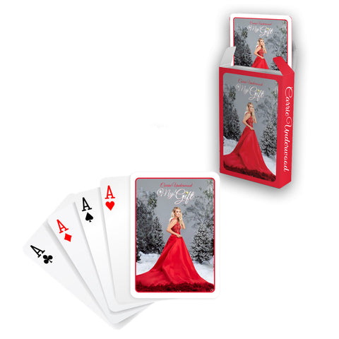 My Gift Playing Cards