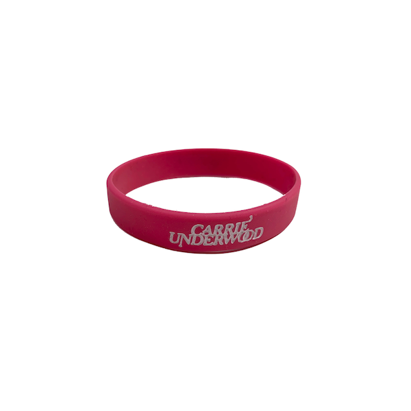 The Cry Pretty Tour 360 Silicone Wristband