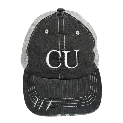 Cry Pretty Distressed Hat