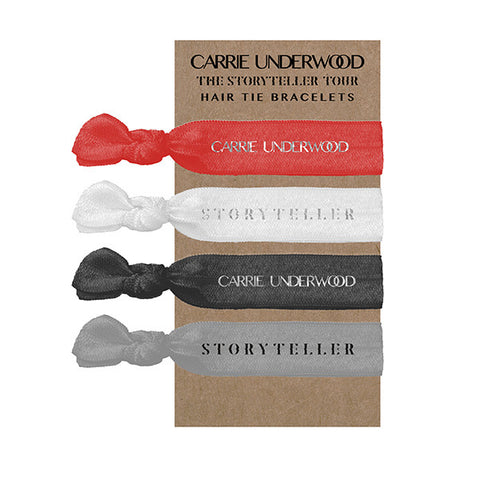 The Storyteller Tour Hair Tie Bracelets