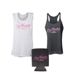 """Cry Pretty"" Tanks & Koozie Pack"