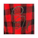 Red Flannel Pajama Pants