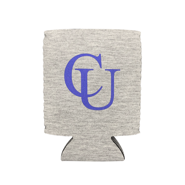 Grey Neoprene Koozie
