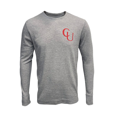 Grey Thermal Long Sleeve