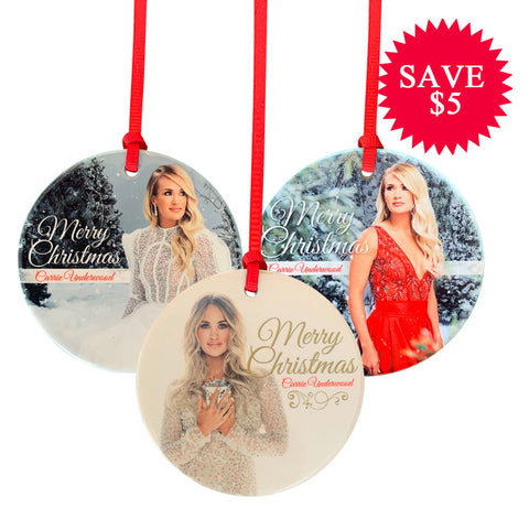 My Gift Ornament Bundle