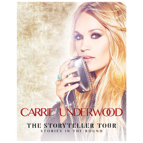 2016 Storyteller Tour Program