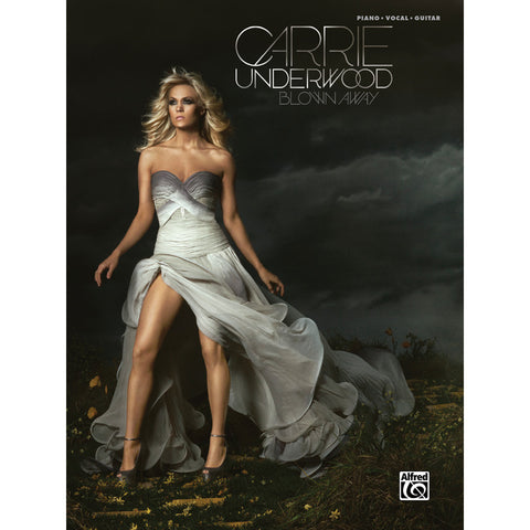 Carrie Underwood - Blown Away Songbook