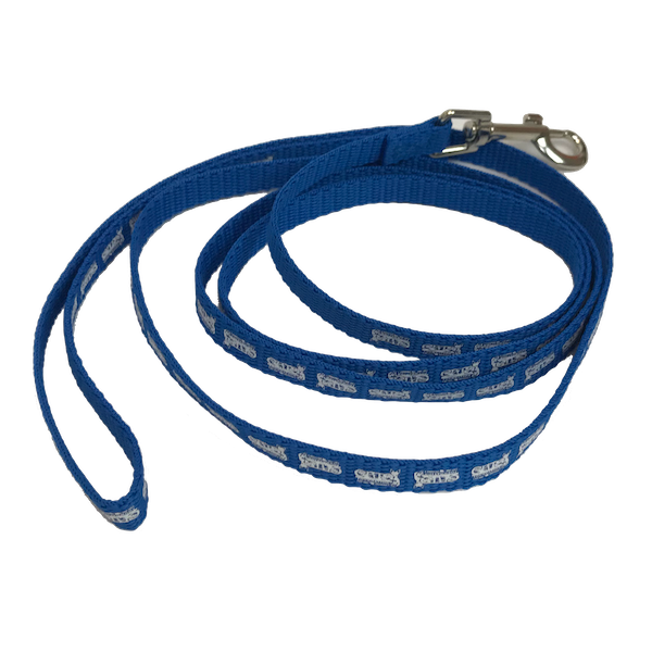 C.A.T.S. Foundation Small Blue Leash