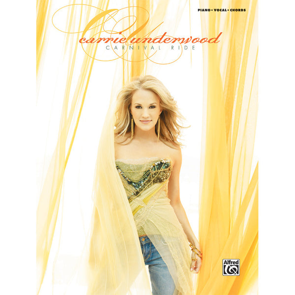 Carrie Underwood - Carnival Ride Songbook