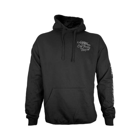 The Cry Pretty Tour 360 Black Hoodie
