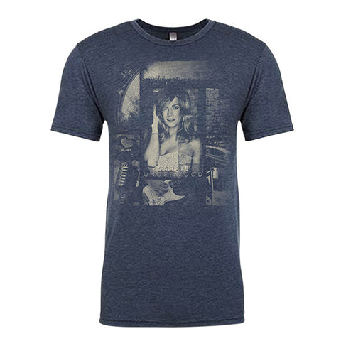 Indigo Collage T-Shirt