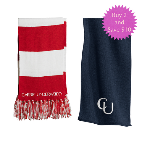 Carrie Underwood Scarves