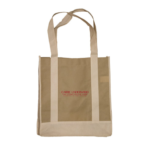 Storyteller Tour Grocery Tote