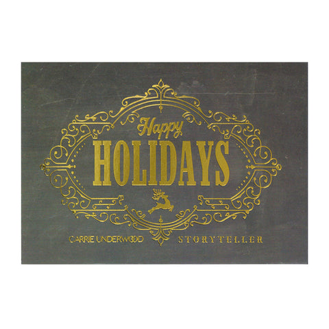 "Happy Holidays 5"" x 7"" Card Set"