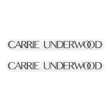 Carrie Underwood Sticker Set