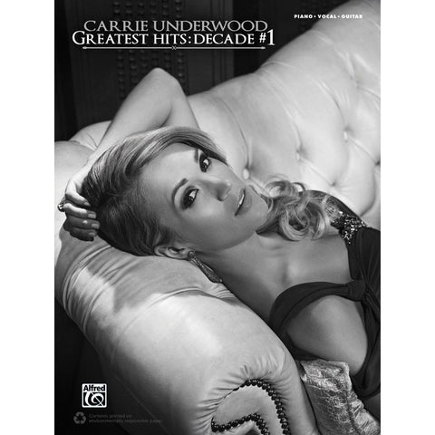 Carrie Underwood - Greatest Hits Songbook