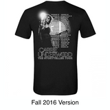 Live Music Itinerary T-Shirt