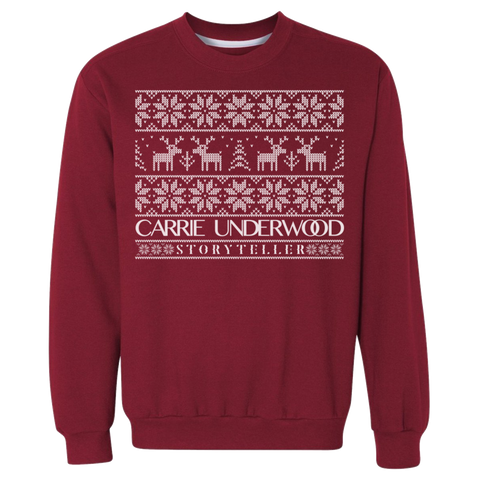 Storyteller Ugly Sweater