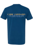 Royal Blue Live Music T-Shirt