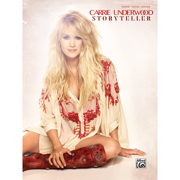 Carrie Underwood - Storyteller Songbook