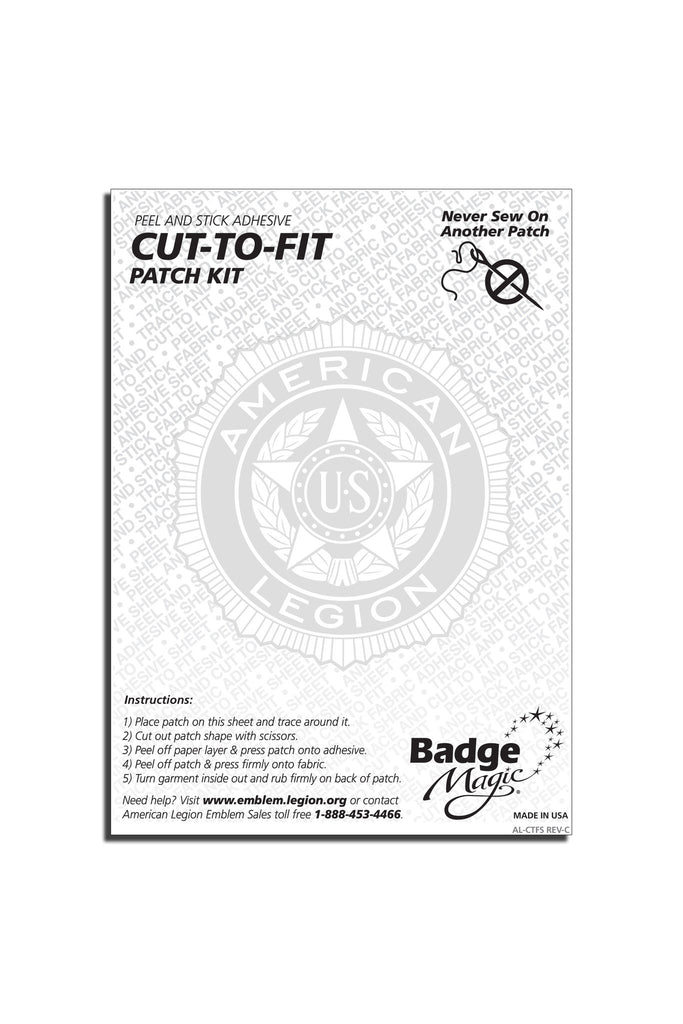 Cut-To-Fit Patch Kit