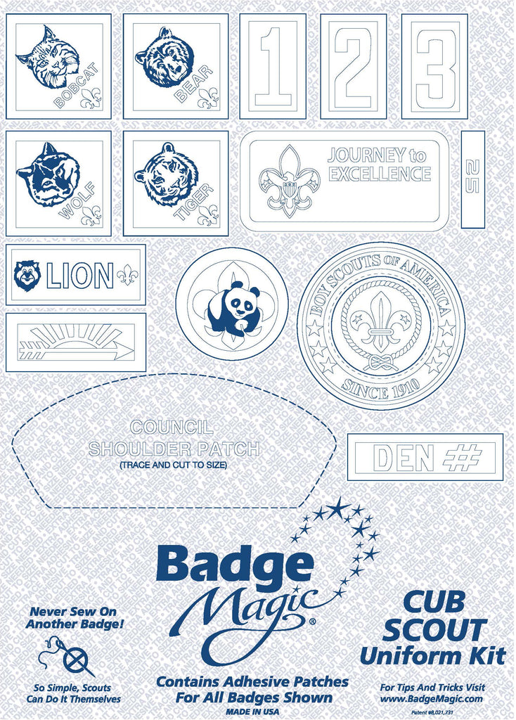 Cub Scout® Uniform Kit