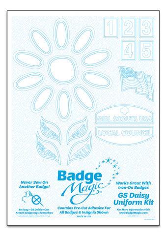Badge Magic | Badge Magic | Attach Scout Badges and Patches
