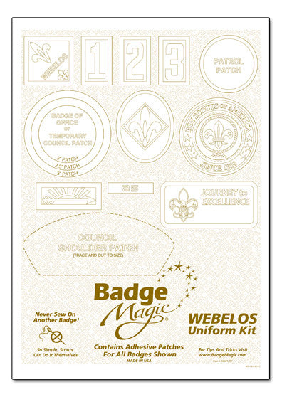 Webelos® Uniform Kit