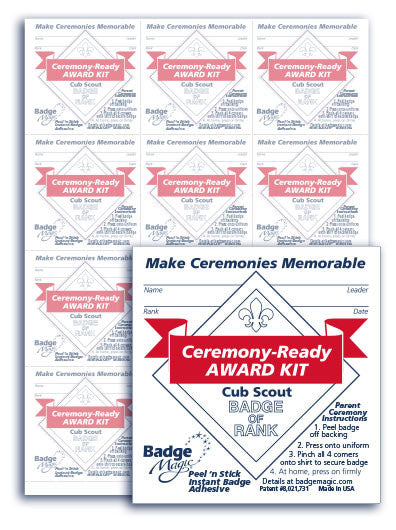 Ceremony-Ready Award Kit