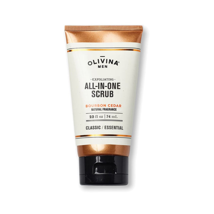 Bourbon Cedar All-In-One Scrub