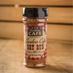 BBQ Dry Rub Seasoning - 4.5oz