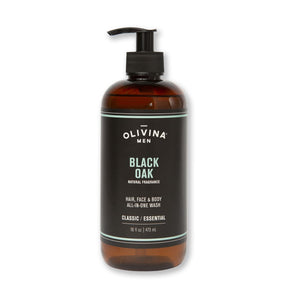 Black Oak All-In-One Body Wash