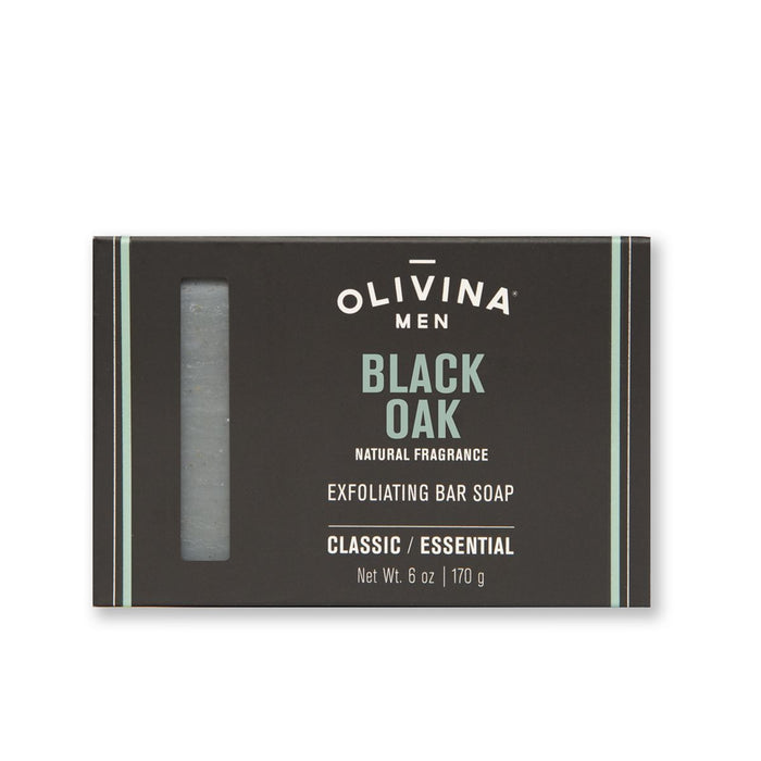 Black Oak Exfoliating Soap