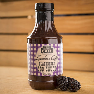 Blackberry BBQ Sauce - 16oz
