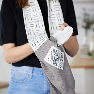 Boa Towel - Cooks Well With Others