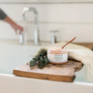 Body Scrub - Eucalyptus Mint