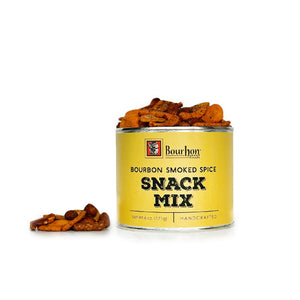 Bourbon Barrel Spice Snack Mix
