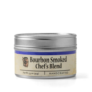 Bourbon Barrel Smoked Chef's Blend