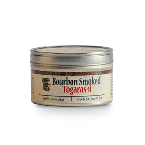 Bourbon Barrel Smoked Togarashi