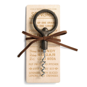 Cast Iron Wine Opener