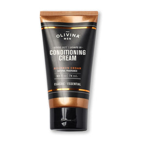 Bourbon Cedar Conditioning Cream