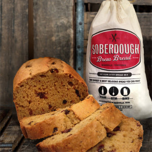 Cranberry Orange Soberdough Bread Mix