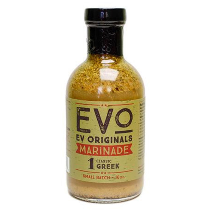 EV Originals Greek Marinade