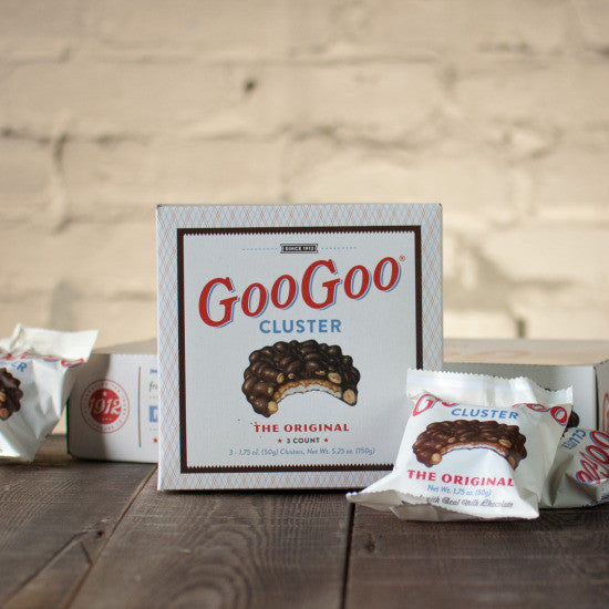 GooGoo Clusters - Original 3 Pack