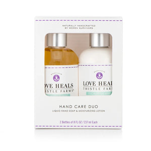 Hand Care Duo Kit - Eucalyptus Mint