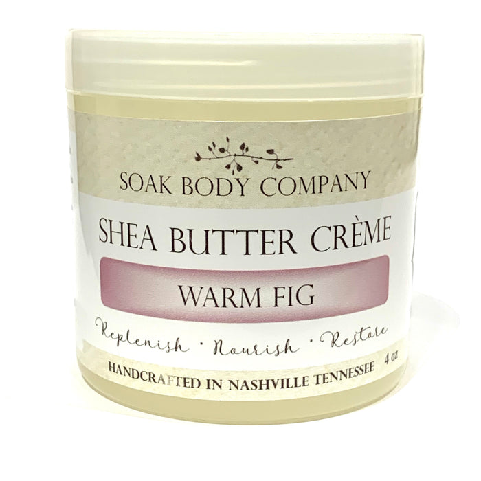 Warm Fig Shea Butter Creme