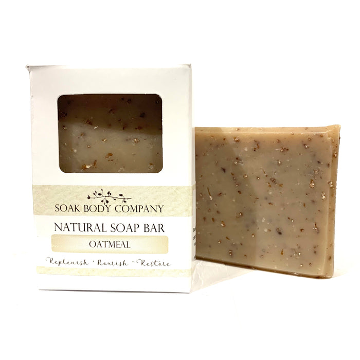 Oatmeal Natural Bar Soap