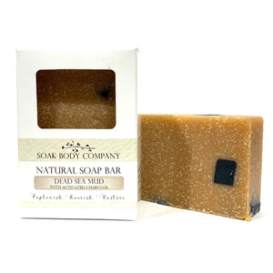 Dead Sea Mud Natural Bar Soap